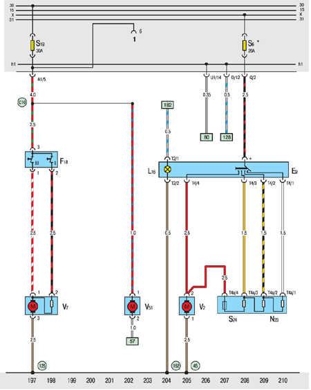 система зажигания на фольксвагене транспортере т4