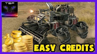 Crossout - How to make Easy Credits (Money / Coins)