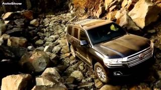 Обзор Toyota land Cruiser