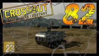 Crossout #82 - Let's Play CROSSOUT Beta [Gameplay/Deutsch]