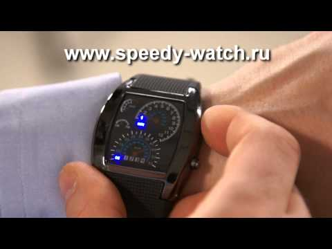 Инструкция по настройке часов SpeedyWatch (Спидометр)