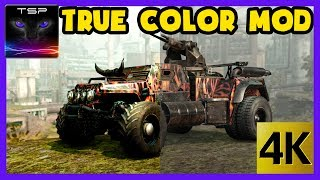 Crossout - SweetFX Mod (True colors + Sharper) 4k 60fps Maxed out