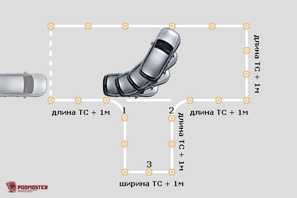 Гараж пошаговая инструкция вождение