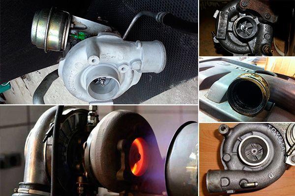 Как сделать свист на турбине 741