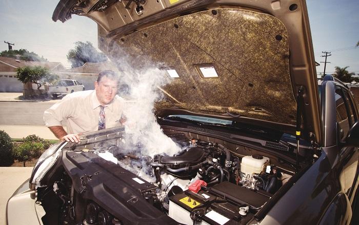 CarBoils2 - Что делать если кипит тосол