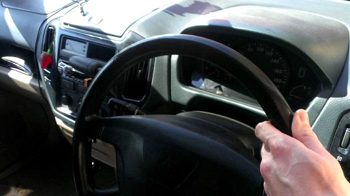 CrackSteeringWheel2 - Хрустит рулевая рейка при повороте руля