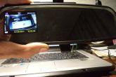 Встраиваем видеорегистратор в зеркале заднего вида