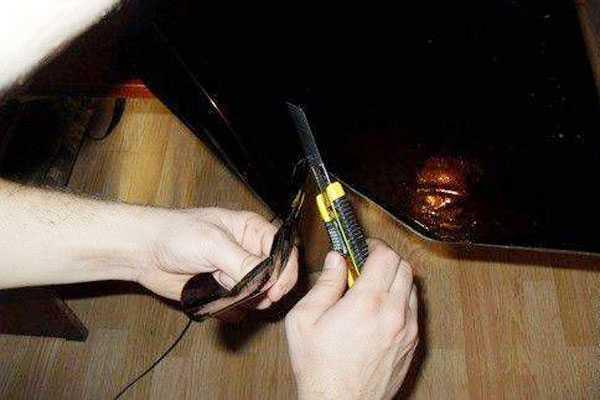 Как сделать электро тонировку своими 46