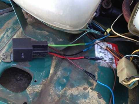 Как сделать вентилятор принудительным на ваз 2109 113