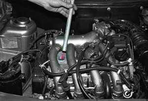 Свечи на 124 мотор ваз