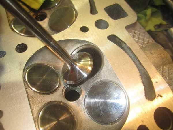 Проверка притирки клапанов своими руками 72
