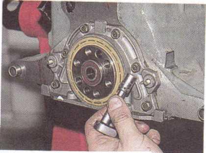 Ремонт двигателя нивы 21213 своими руками 34