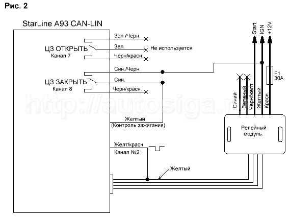 Аллигатор au-96 схема подключение