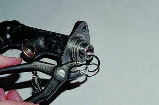 shema scepleniya glavnogo cilindra vaz 2107 7 - Устройство сцепления ваз 2107 инжектор