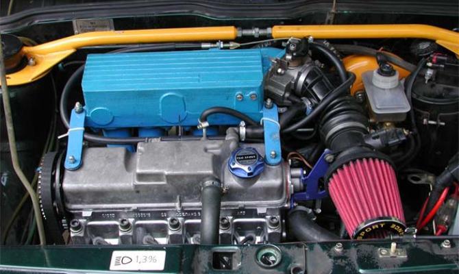 как увеличить мощность двигателя ваз 2110 белье или