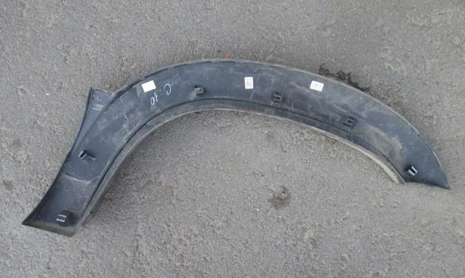 Расширители колесных арок – делаем кузов Авео объемнее