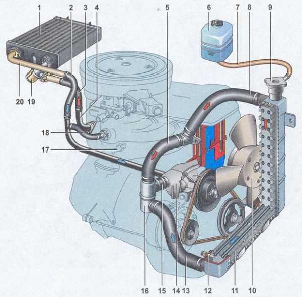 ваз 2106 ремонт двигателя