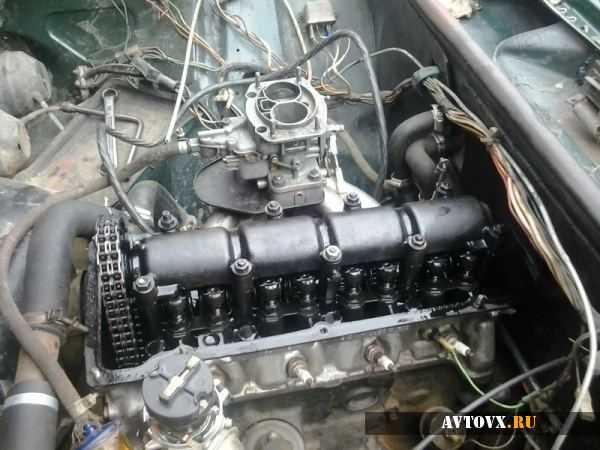 Тюнинг двигателя ваз от и до