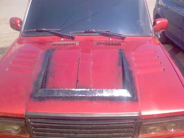 Бампер тюнинг на все авто